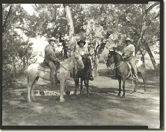 author: Gary Auerbach title: Navajo Riders